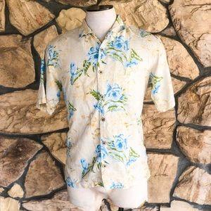 {Tommy Bahama} Silk Shirt